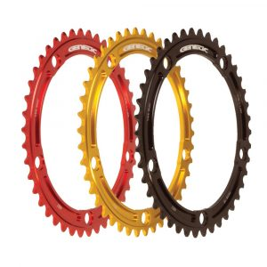 Genetic Tibia Track Chainrings